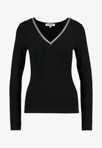 Morgan - TEDO - Maglietta a manica lunga - noir - 3