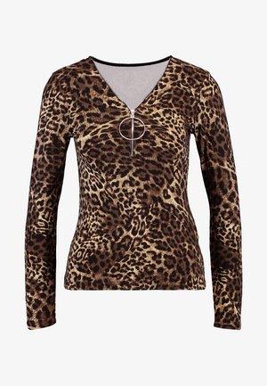 Långärmad tröja - multi-coloured