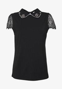 Morgan - T-shirt imprimé - noir - 3