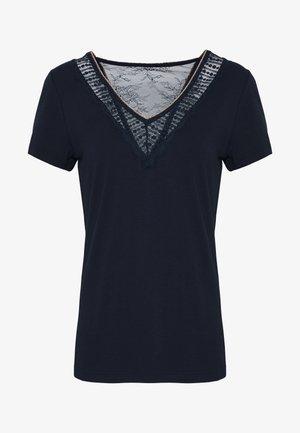 DOHAN - T-shirt imprimé - marine