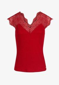 Morgan - DENA - T-shirt basique - red - 4