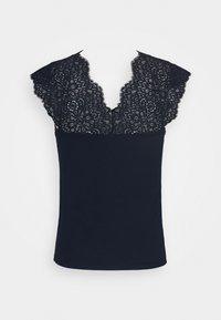 Morgan - DENA - T-shirt basique - marine - 1