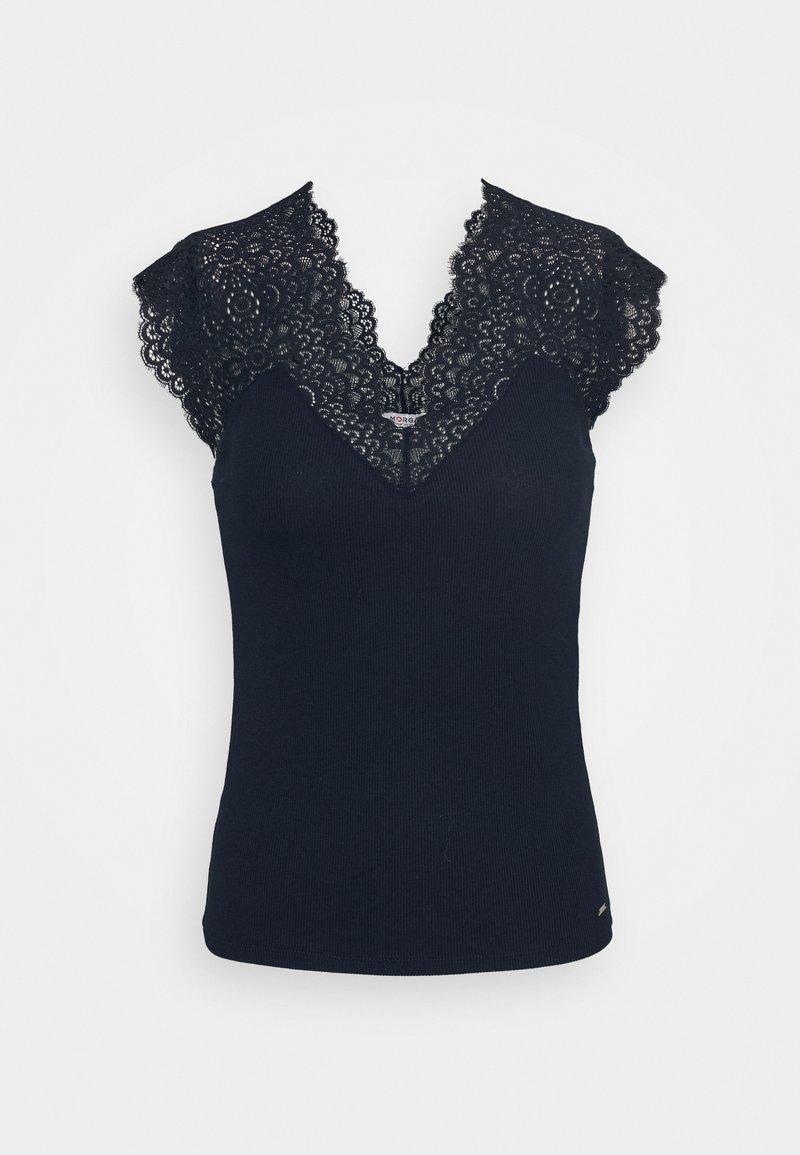 Morgan - DENA - T-shirt basique - marine