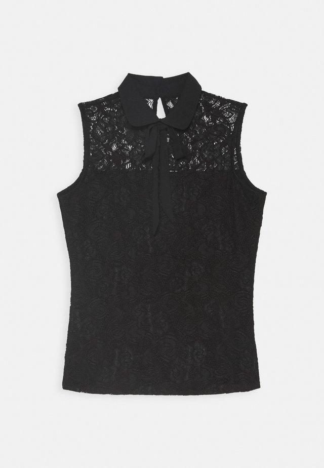 DINCO - Bluse - noir