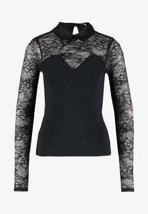 Camiseta de manga larga - noir