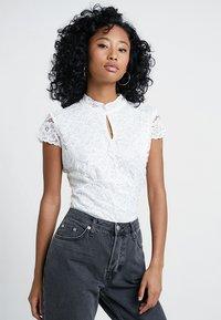 Morgan - Blus - off white - 0
