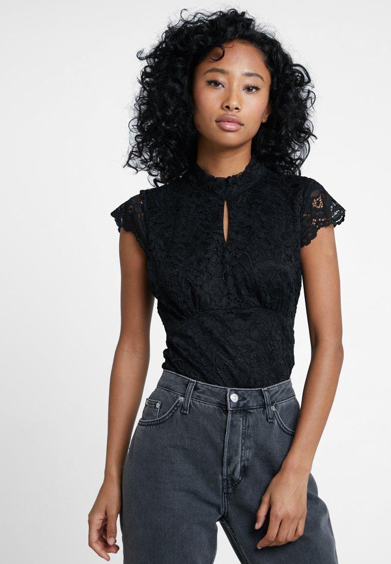 Morgan - Blouse - noir
