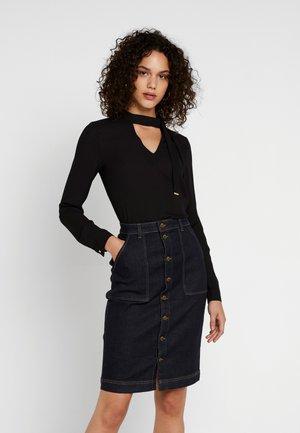 Blusa - noir
