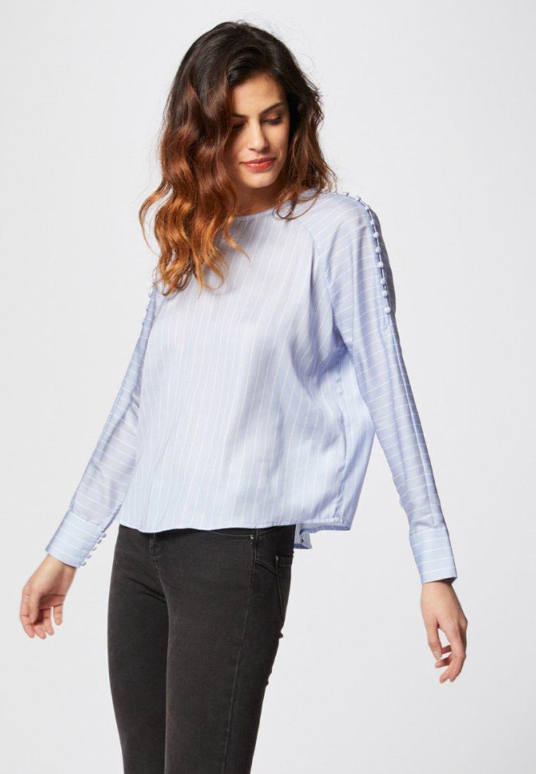 Morgan - Bluse - light blue