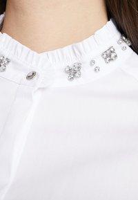 Morgan - Button-down blouse - blanc - 4