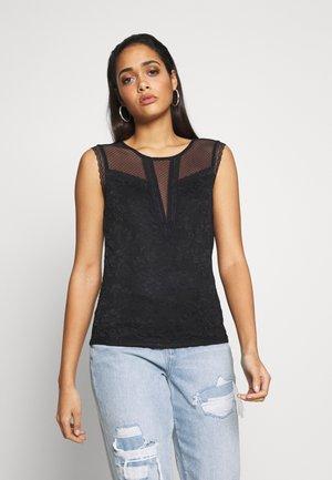 DIDI - T-shirt imprimé - noir