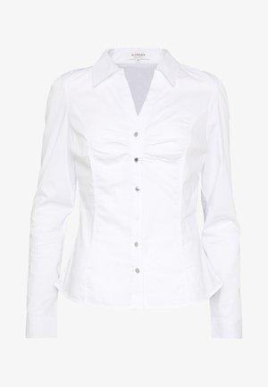CARA - Overhemdblouse - blanc