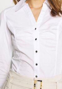 Morgan - CARA - Košile - blanc - 5