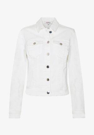 Denim jacket - blanc