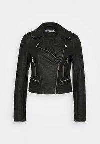 Morgan - GRAMMO - Imitatieleren jas - noir - 4