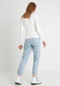 Morgan - MENTOS - Strickpullover - white - 2