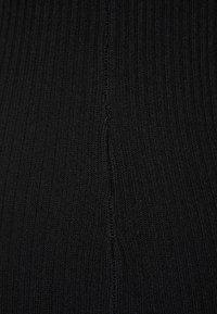Morgan - MENTOS - Strickpullover - noir - 3