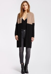 Morgan - BLOCK - Cardigan - camel - 1