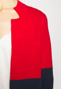 Morgan - BLOCK - Cardigan - rouge/marine - 6