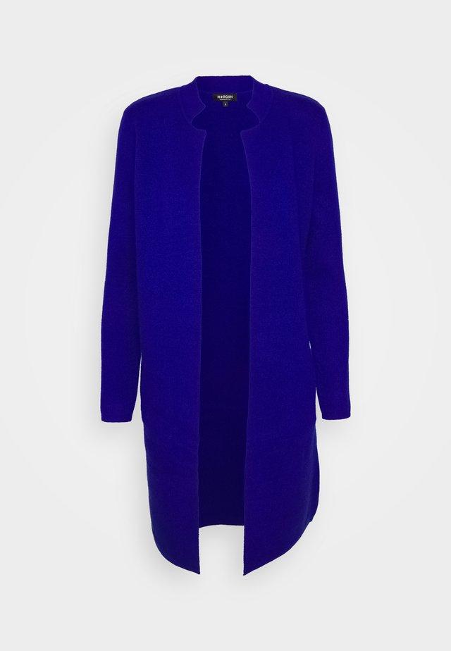 BLOCK - Cardigan - bleu roi