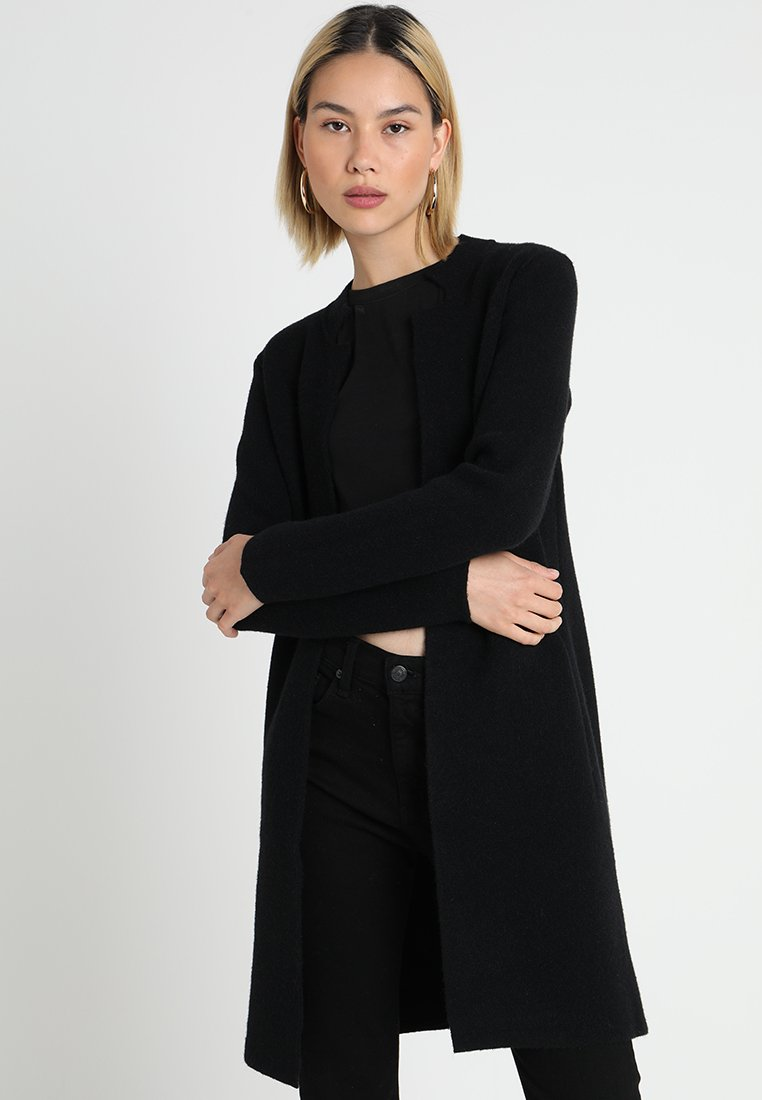 Morgan - BLOCK - Cardigan - noir