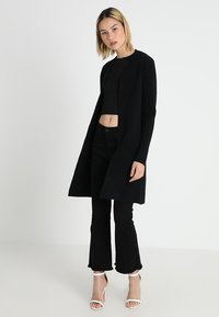 Morgan - BLOCK - Cardigan - noir - 1