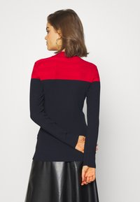 Morgan - MICO - Pullover - red/navy - 3