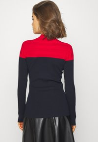 Morgan - MICO - Pullover - red/navy - 2