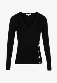 Morgan - MOJO - Strickpullover - black - 4