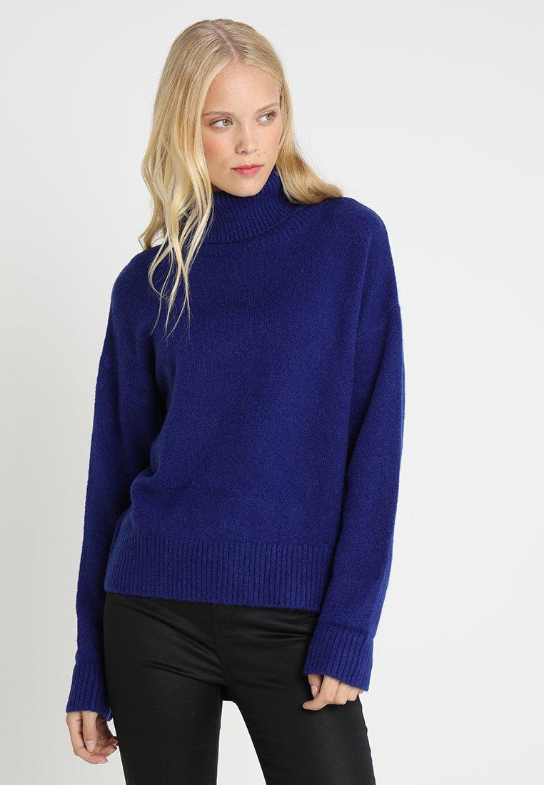 Morgan - MOUFLE - Trui - ultra bleu
