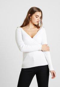 Morgan - MUG - Pullover - off white - 0