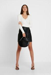 Morgan - MALIKO - Stickad tröja - off white - 1