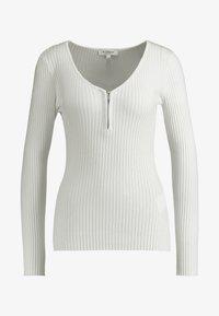 Morgan - MALIKO - Stickad tröja - off white - 3