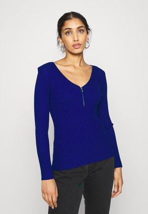 MALIKO - Pullover - ultra bleu