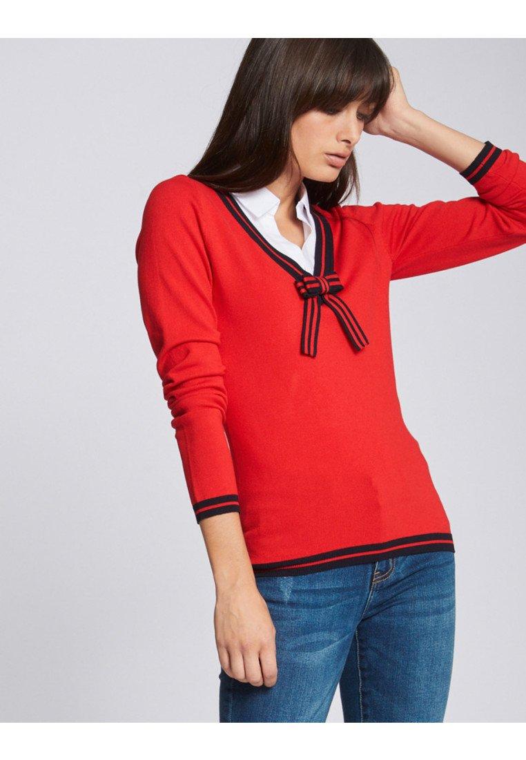 Morgan - Jumper - red