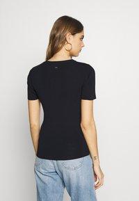 Morgan - T-shirt imprimé - marine - 2