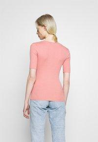 Morgan - T-Shirt print - terracota - 2
