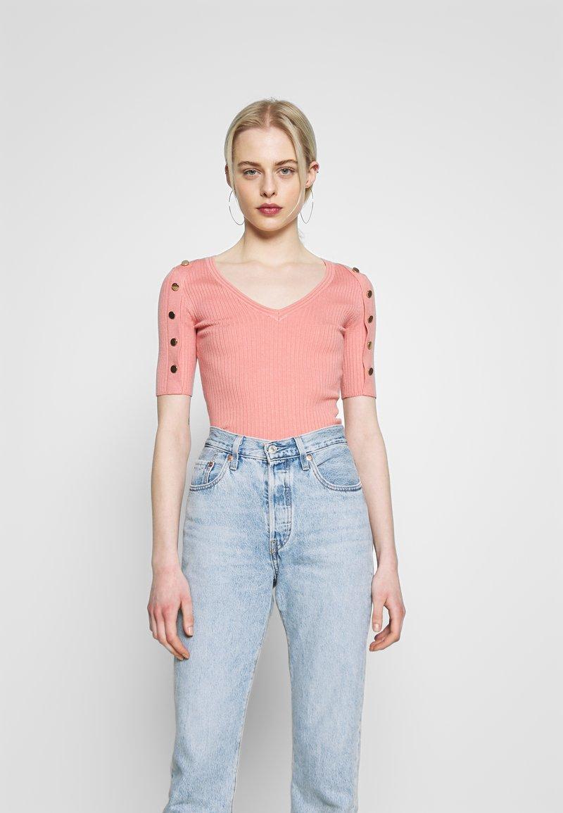 Morgan - T-Shirt print - terracota