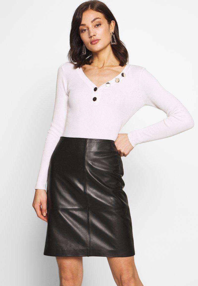 Morgan - MBANBI - Pullover - off white
