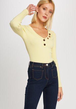 MBANBI - Pullover - yellow