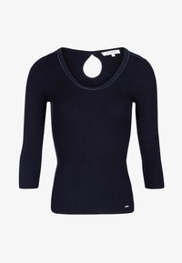 Morgan - 3/4-LENGTH SLEEVES  - Jumper - dark blue - 4