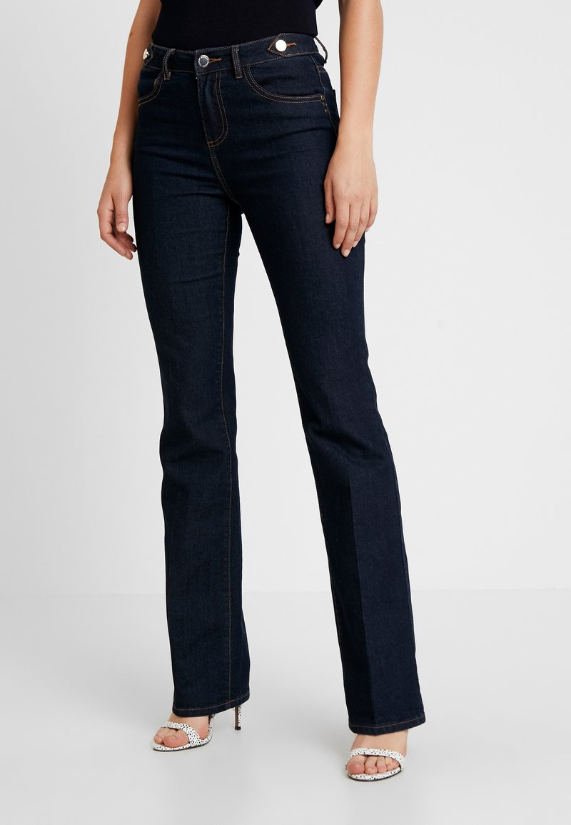Morgan - PIO - Jeans Bootcut - brut