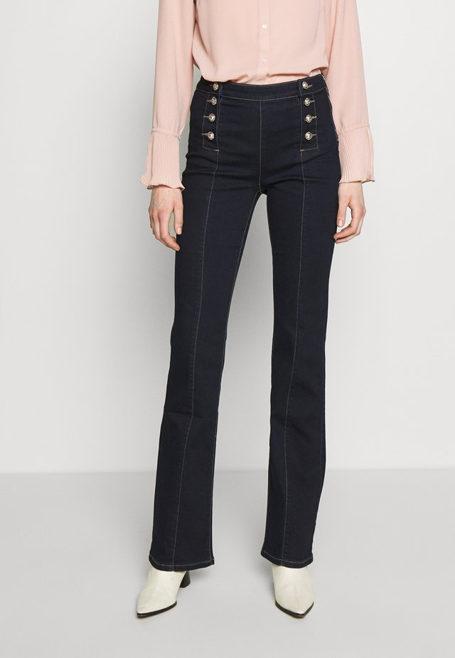 PIXIE - Jeans Skinny Fit - blue denim