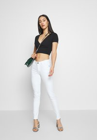 Morgan - PETRA - Jeans Skinny - off white - 1