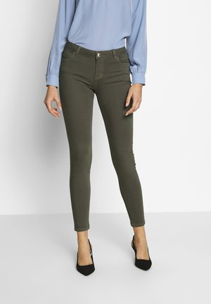 PETRA - Jeans Skinny Fit - thym