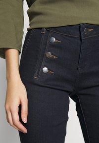 Morgan - PLAGE - Jeans Skinny Fit - blue denim - 5