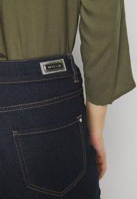 Morgan - PLAGE - Jeans Skinny Fit - blue denim - 3
