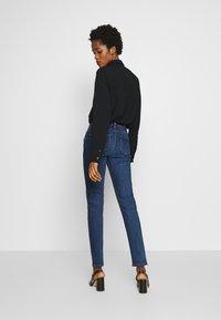 Morgan - POM - Jeans Skinny - jean stone - 2