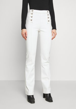 PIXIE - Flared Jeans - off white