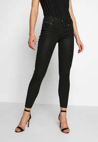 Morgan - Jeans Skinny Fit - noir - 0